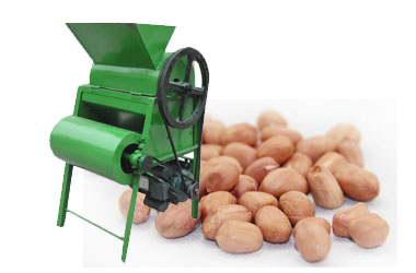 Small Peanut Shelling Machine