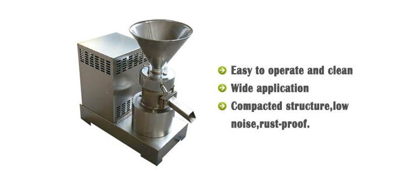 Peanut Grinder Machine