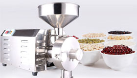 electric grain mill