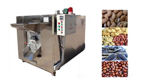 KL roaster machine